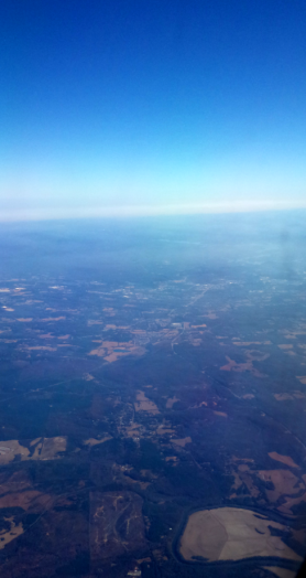 View from Delta Flight 5490, Nov 16, 2016