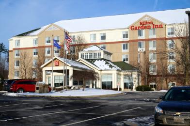 Hilton Garden Inn Cleveland/Twinsburg, February 17, 2017